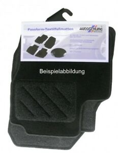 Nadelfilz-Fusmatten-fur-Subaru-Trezia-5-deurs-ab-Bj-2011