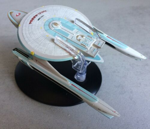 Curry ncc-42254 moda EAGLEMOSS Star TREK OFFICIAL Starships Magazine #116 U.S.S