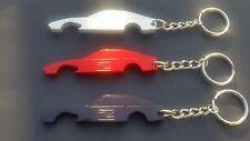 Billet 84-89 300ZX style Key Chain Bottle Opener Z Car Keychain Z31