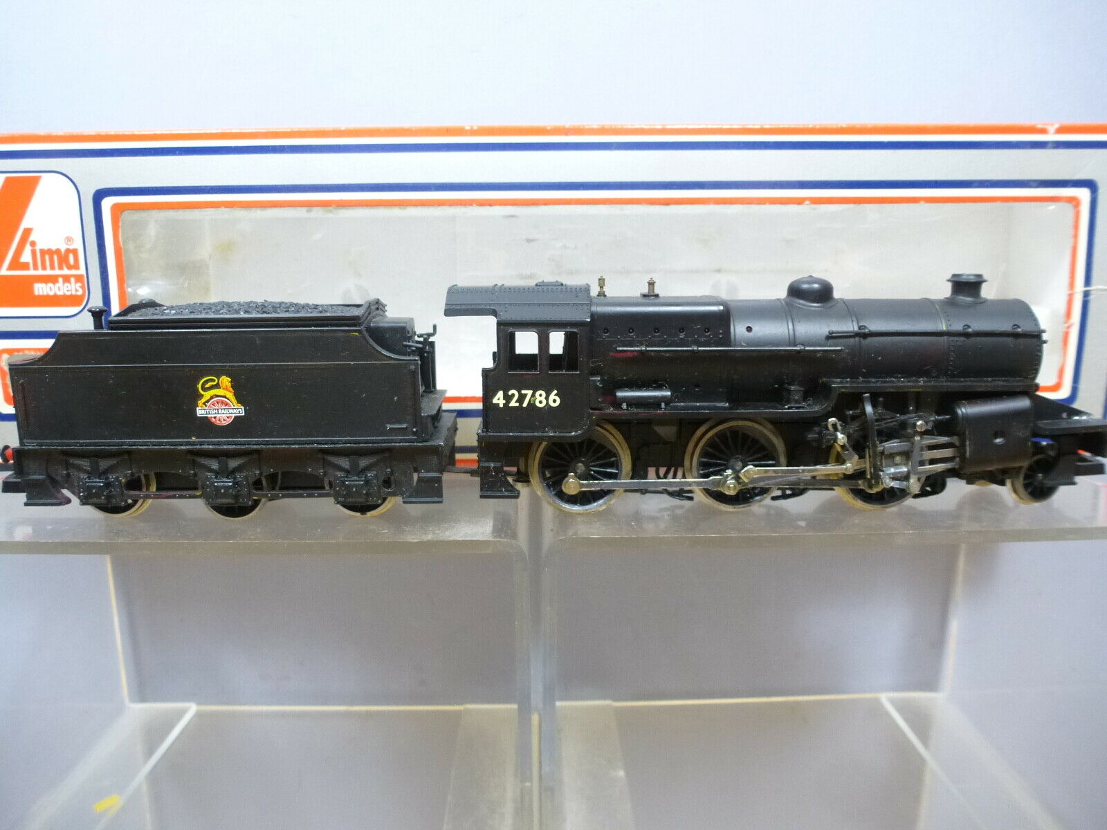 LIMA MODEL No.205120 BR (exLMS) 2-6-0  CRAB LOCO   WEATHErot REFINISH   LOT2