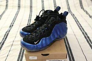 Foamposite 1 Penny 500 314996 Air Neon One Royal Ds Blanco Negro Nike 2011 Blue qxwYXat1