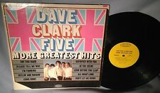 LP DAVE CLARK FIVE More Greatest Hits (DC5 5) EPIC LN 24221 EX/VG+