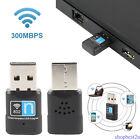 Mini 300Mbps Wireless LAN USB WiFi adaptador de red de Internet 802.11n/g/b 1pcs