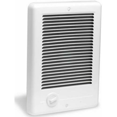 240V Most Popular Electric Wall Heater with Thermostat Cadet Com-Pak 2000W ...