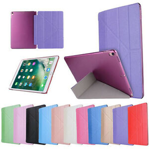 Stand-Leather-Shell-Magnetic-Smart-Case-Cover-For-iPad-Pro-10-5-inch-Tablet-UK