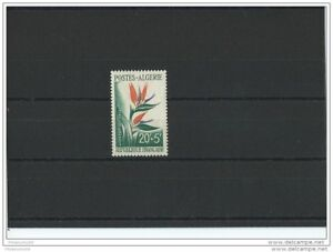 LOT : 122015/043A - ALGERIE 1958 - YT N° 351 NEUF SANS CHARNIERE ** (MNH) GOMME - France - EBay Année 1958 : .Neuf sans charnire (MNH)Gomme d'origineLuxe - France