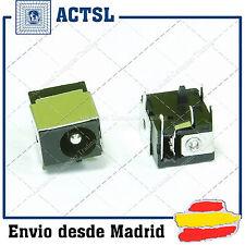 CONECTOR DC  jack socket PACKARD BELL AJ300 MX37 AJAX C3 ALP-ISIS ALP ISIS