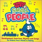 Tumble Tots: Gymbabes - Small People by Tumble Tots (CD, May-2010, Avid)
