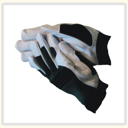 Goatskin Leather Work Glove mechanics style