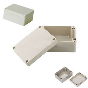 115-90-55mm-Waterproof-Blastic-Electronic-Broject-Box-Enclosure-Cover-CASE-TP