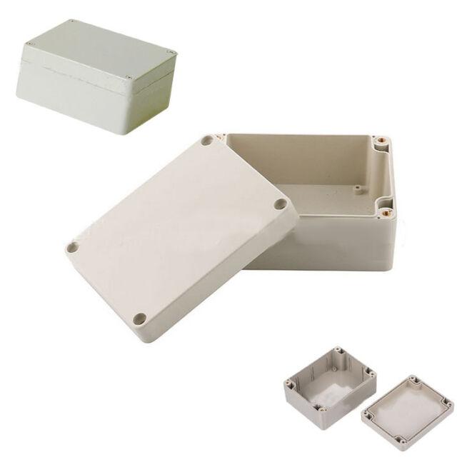 115*90*55mm Waterproof Plastic Electronic Project Box Enclosure Cover CASE J&U