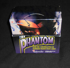 1996 THE PHANTOM MOVIE INKWORKS FACTORY SEALED TRADING CARD BOX OF 36 PACKS