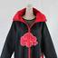 Indexbild 6 - Naruto AKATSUKI ROBE Cloak Uchiha Itachi Cosplay Costume Claok Cape Unisex S-XXL