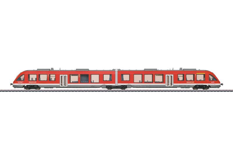 Märklin 41731 Nahverkehrs-Dieseltriebwagen BR 648.2 unmotorisiert passend 37718