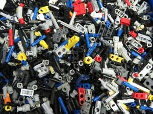 100-LEGO-Technik-Kleinteile-wie-z-B-Pins-Stecker-Verbinder-usw-Technic