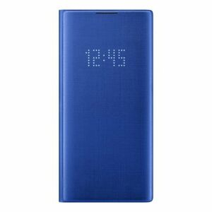 Original-Samsung-LED-View-Cover-Case-Huelle-EF-NN975-Galaxy-Note-10-Plus-Blau