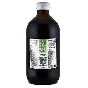 CARCIORAB-Amaro-DEPURATIVO-DISINTOSSICANTE-Fegato-Digestione-SENZA-ALCOOL-ZUCCH