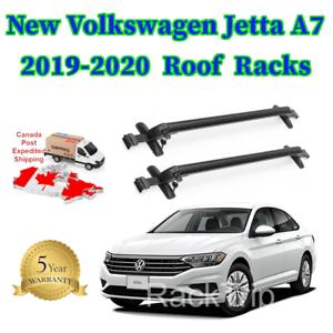 Car Top Roof Rack Cross Bar Hook Door Frame for New Volkswagen Jetta 2019-2020