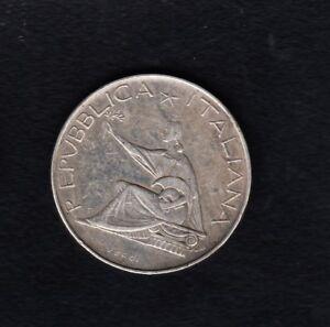 ITALY-COIN-500-LIRA-1961-YEAR