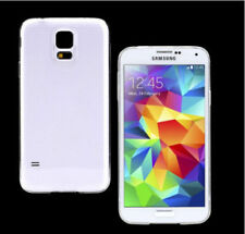 Transparent Crystal TPU Case Cover Ultra Thin Clear for Samsung Galaxy S5 I9600