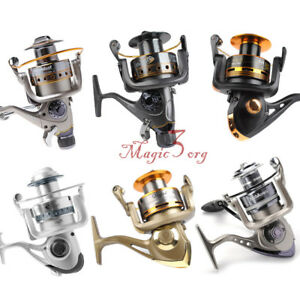 Spinning-Fishing-Reel-Sea-Saltwater-Surf-Long-Casting-High-Speed-500-11000-Bass