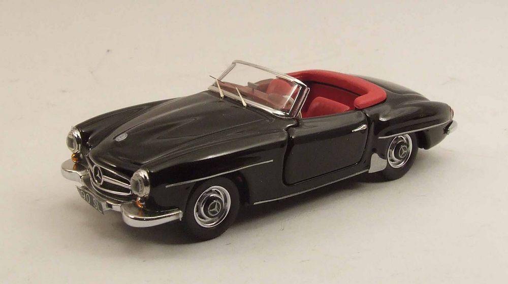 Mercedes 190 SL negroe 1955  Rio