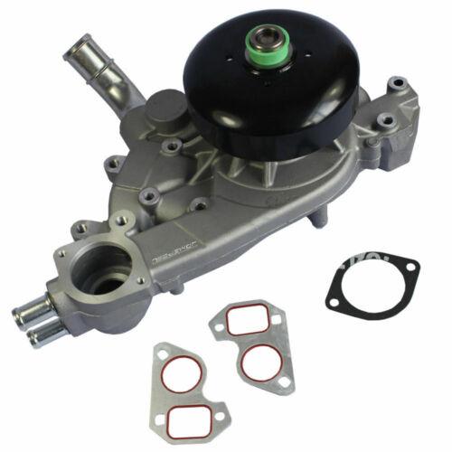 Water Pump W// Gasket For Chevrolet Tahoe GMC Yukon 4.8 5.3 6.0L Vortec