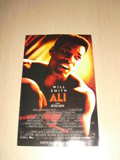 ALI WILL SMITH  flyers Canal+