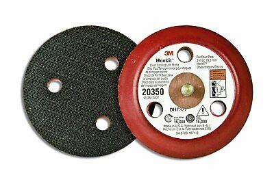 "3M 20445 Clean Sanding Disc Pad Hook Saver 6  x 3//4/"" 25 Holes 1 Pad"