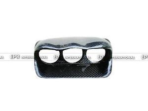 For Subaru Impreza GD Carbon Fiber Dashboard Triple Gauge Pod 60mm