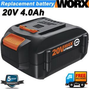 WA3525-WA3578-For-WORX-20V-Max-Lithium-Power-Tool-4-0AH-Battery-WA3520-WA3575-US