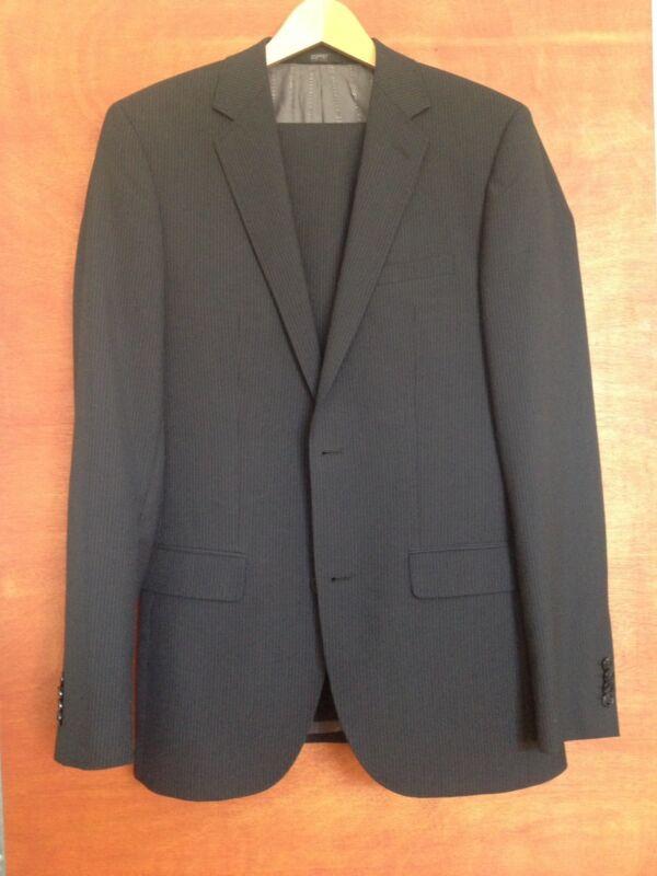 Anzug, 2-teilig, Esprit, Anthrazit, Regular Fit, Größe 90 - 98