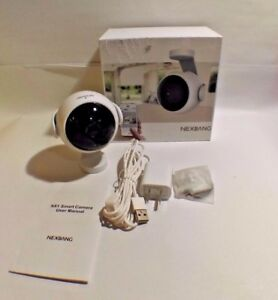 Wireless Security Camera Nexbang 720p Wifi Camera For Parts Or Not