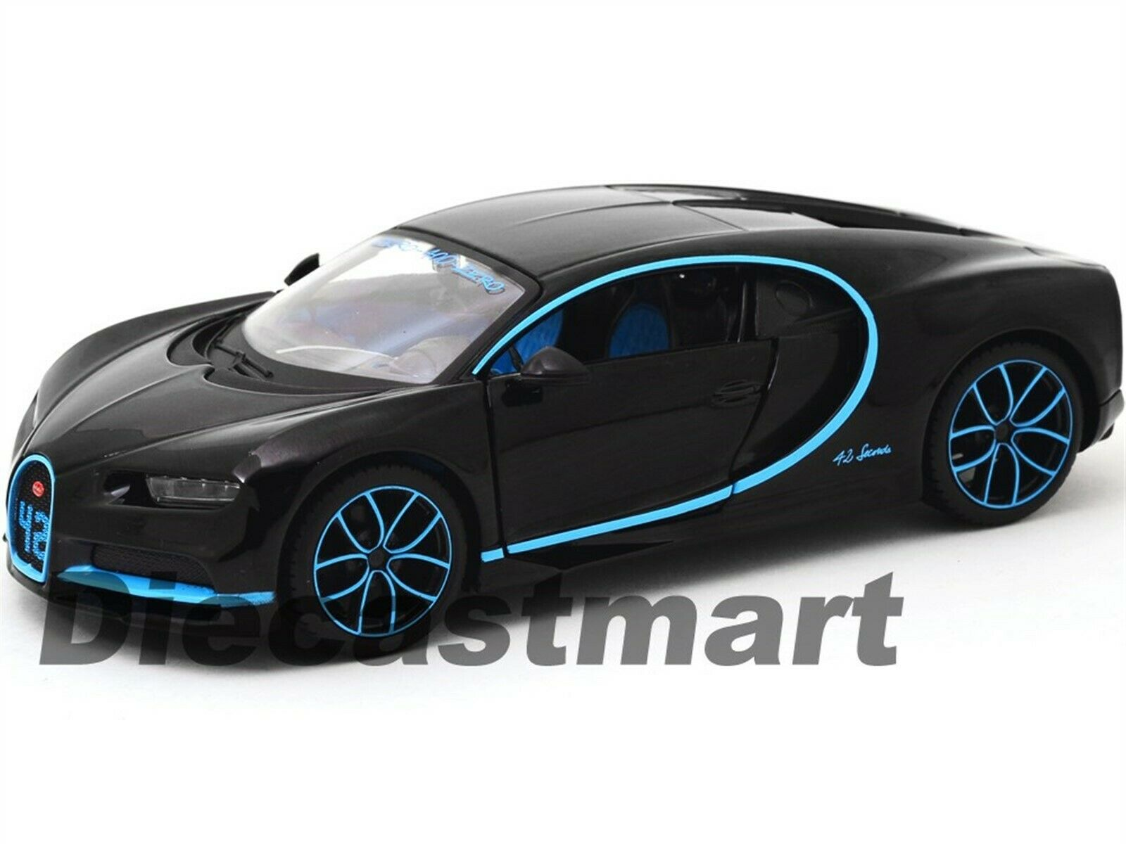 Maisto 531514bk Bugatti Chiron Model Car Black 1 24 For Sale Online Ebay