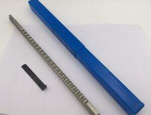 "B Type 3//16/"" Inch Size Keyway Cutting Broach Cutter Tool CNC Metalworking"