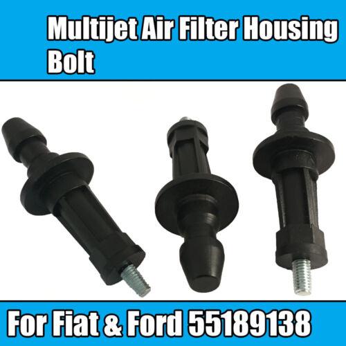 1x Bolt For Fiat Ford 500 Multijet KA Bolt Air Filter Housing Bolt 55189138