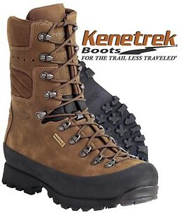 Men's Kenetrek Mountain Extreme Waterproof Non Insulated WIDE ...