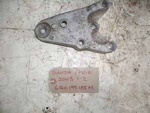 Skoda-Fabia-6Y2-1-2-5dr-2003-03-reg-Engine-Gearbox-Mount-Bracket-6Q0199185M