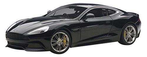 Autoart Autoart Autoart 1 18 Aston Martin Vanquish 2015 (Noir) 3fa942