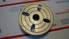 New Listing4 Diameter Wood Lathe Face Plate See Information Below