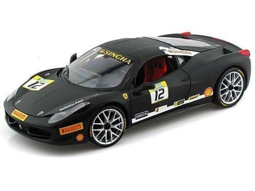 Ferrari 458 Italia Challenge  12 Hot Wheels BCT90 BCT90 BCT90 1 18 7bf1ee