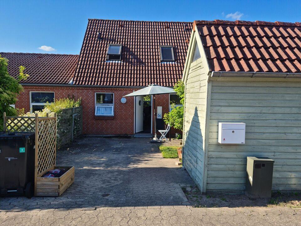 Andelsbolig - rækkehus i Præstø i lille forening