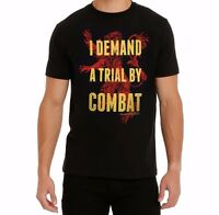 Game Of Thrones Trial By Combat T-shirt Licensed & Official