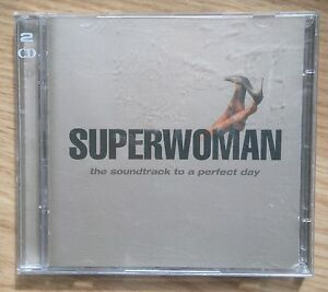 CD SUPERWOMAN THE SOUNDTRACK TO A PERFECT DAY  VARIOUS ARTISTS 1998 - Rushden, United Kingdom - CD SUPERWOMAN THE SOUNDTRACK TO A PERFECT DAY  VARIOUS ARTISTS 1998 - Rushden, United Kingdom