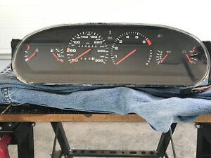 1987-88 Porsche 928 Instrument Cluster, Automatic Transmission,  120K Kilometers