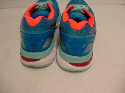 Gel Coral 19 11 Asics Nimbus Azul Zapatillas Talla Correr Diva Mujer Para Flash q5SCwUaS