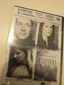 Dvd-ATANDO-CABOS-con-kevin-SPACEY-nuevo-precintado