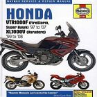 Honda VTR1000F (FireStorm, Super Hawk) and XL1000V Varadero) Service and Repair Manual: 1997 to 2008 by Matthew Coombs (Hardback, 2008)