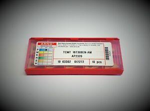 Arno Wendeplatten TCMT 16T308EN-AM AP2320  Wendeschneidplatten zum Drehen  10st