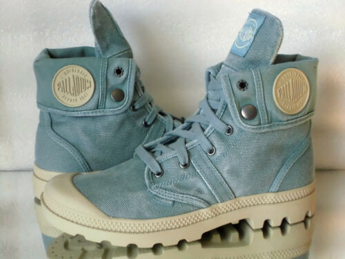 Palladium Pallabrouse Baggy Trends Boots Stiefel GRANITE GREEN Neu
